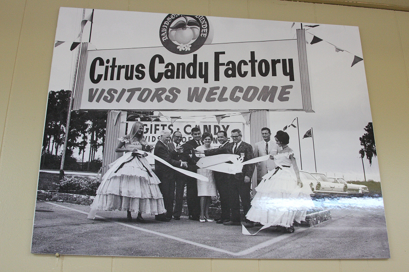 Giant-Scissors-at-Citrus-Candy-Ribbon-Cutting-1950s