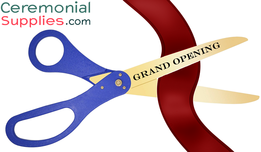 Grand-Opening-Ribbon-Cutting-Scissors-and-Wide-Ribbon