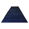 Full view of the Deep Blue Ceremonial Event Carpet.