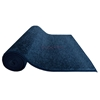 Partly unrolled view of Deep Blue Ceremonial Event Carpet.