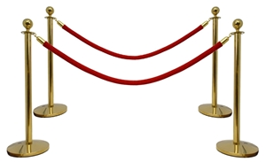 Picture for category Stanchions and Rope