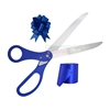 3 Piece Royal Blue Essential Ribbon Cutting Kit