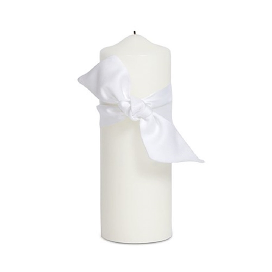 View of a Tie the Knot Unity Candle.