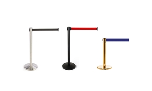 Picture for category Retractable Belt Stanchions