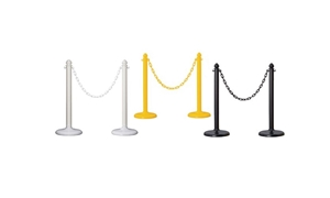 Picture for category Plastic Stanchions
