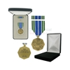 Pictured   1-3/8 Inch Army Achievement Military Medal with Black Velour and Official Govt. Boxes