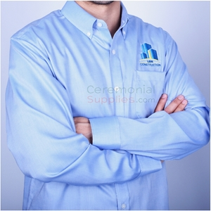 Man wearing Ceremonial Shirt