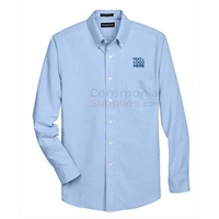 A Ceremonial Personalized Classic Men Oxford Shirt