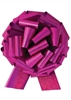 """Photo of 14"""" Holographic Hot Pink Pull Bow"""