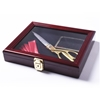 Ceremonial Scissor Display Case for 10.5 inch Scissors side