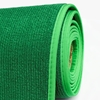 Standard Green Ceremonial Carpet Runner Rolled Up