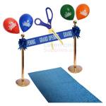 Image of Blue Grand Opening Kit.