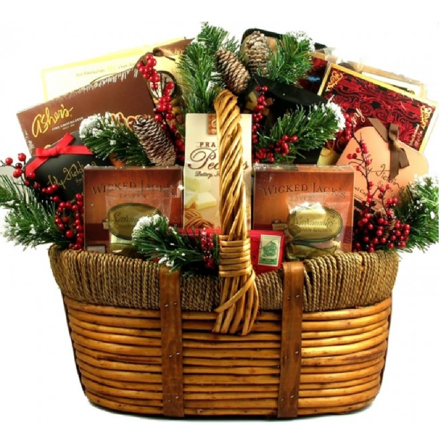 Photo of The Great Appreciation Gift Basket.