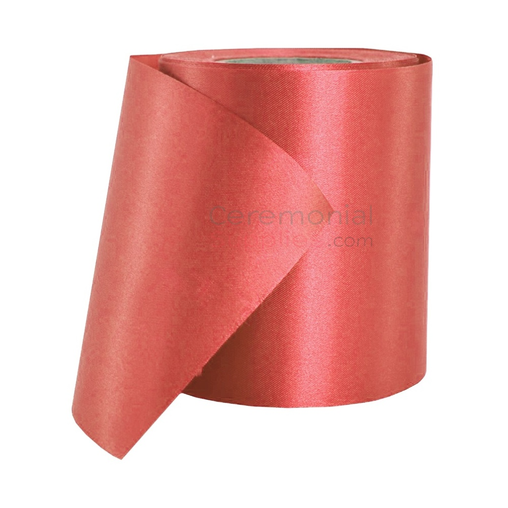 Image of Light Pink Ceremonial Ribbon in 25 Yd. roll.