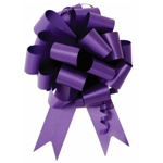 "Picture of 8"" Purple Ceremonial Pull Bow"