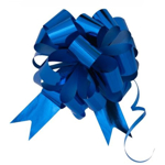Picture of Metallic Royal Blue Pull Bow in 8 Inches