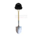 Black hard hat Groundbreaking Basics Kit.