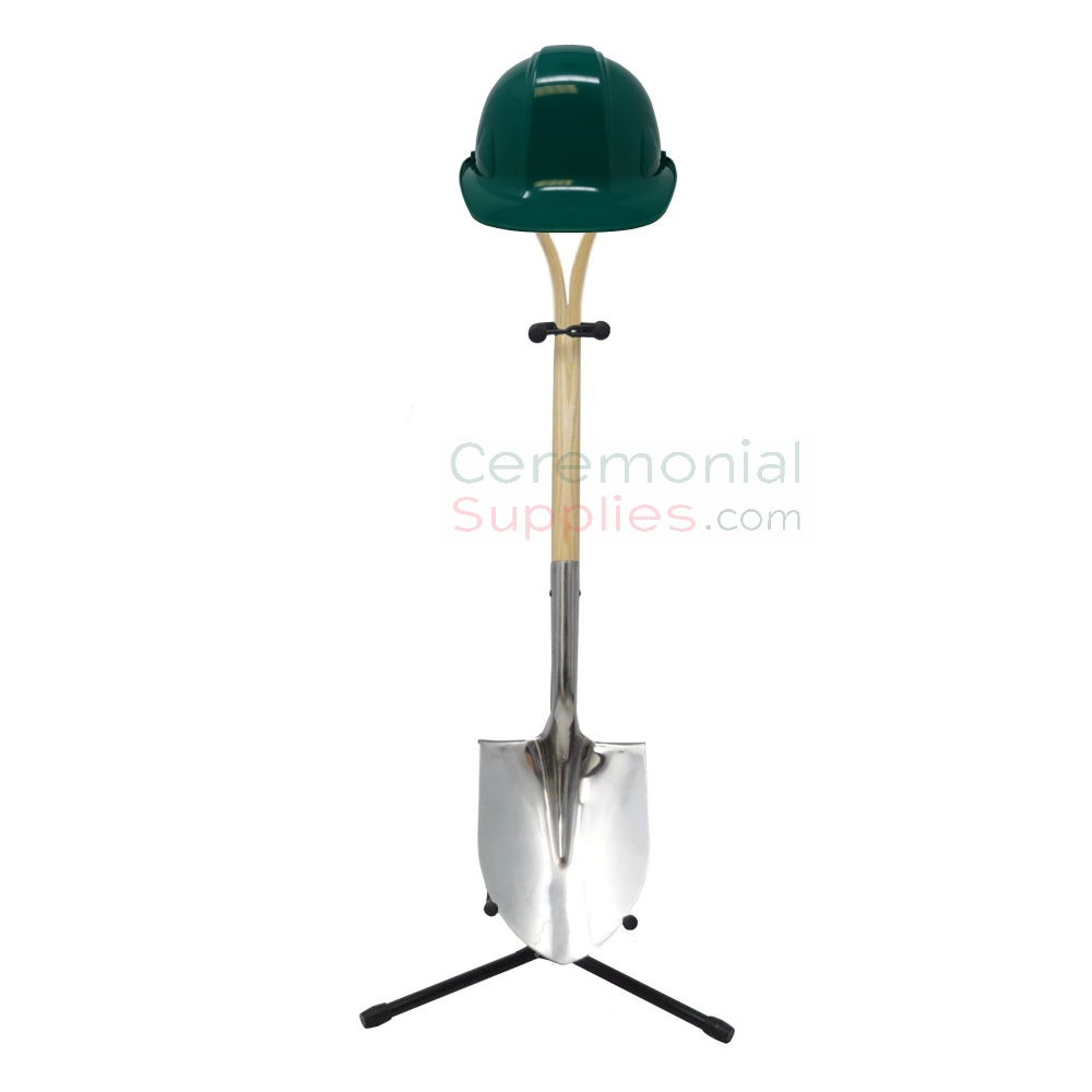 Photo of a Green Groundbreaking Essentials Ceremonial Kit.