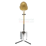 Picture of Essentials Groundbreaking Kit with Gold Hard Hat.