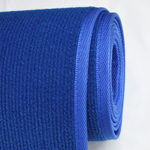 Picture of Standard Blue Event Carpet Runner Rolled up