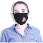 Image of Black Mask with Customization