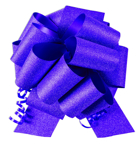 8 Inch Ceremonial Pull Bow in Purple