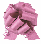 """Picture of 8"""" Pink Diamond Ceremonial Pull Bow"""